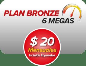 Plan Bronze 6mb - 20